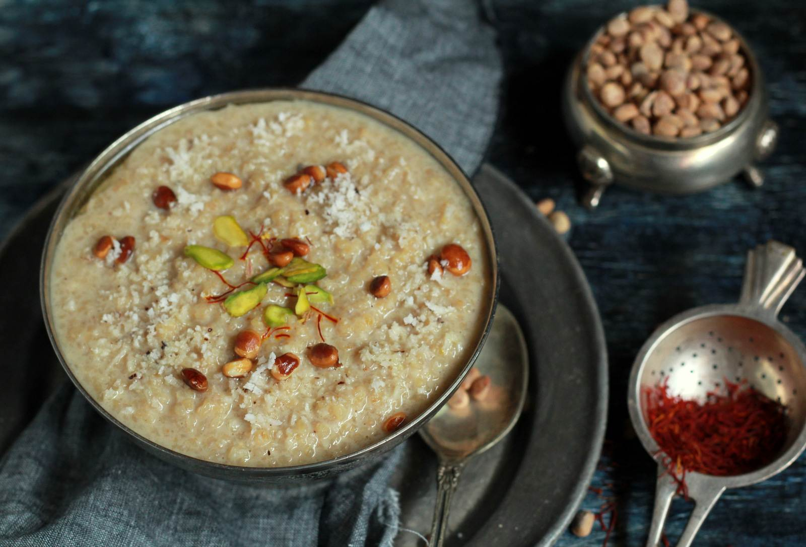 Maharashtrian gavachi kheer recipe whole cracked wheat pudding by maharashtrian gavachi kheer recipe whole cracked wheat pudding forumfinder Image collections