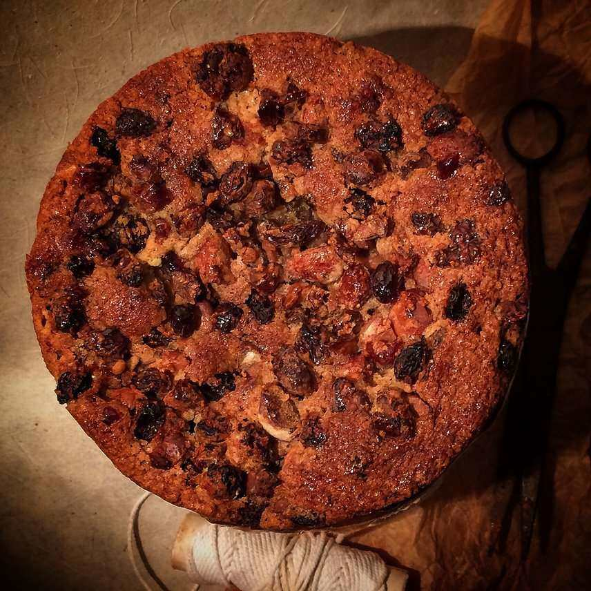 Kerala style christmas plum cake recipe by archanas kitchen forumfinder Image collections