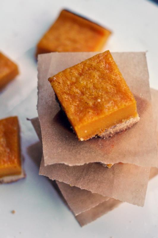 Mango & Lemon Bar Recipe