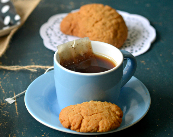 Cardamom Spiced Peanut Butter Cookie Recipe