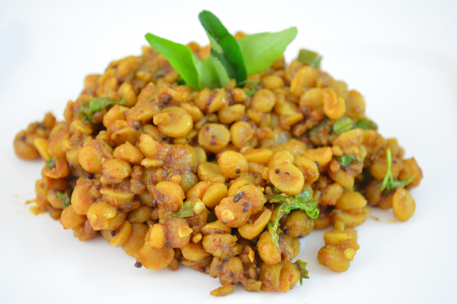 Chana Dal And Methi Ki Sabzi Recipe