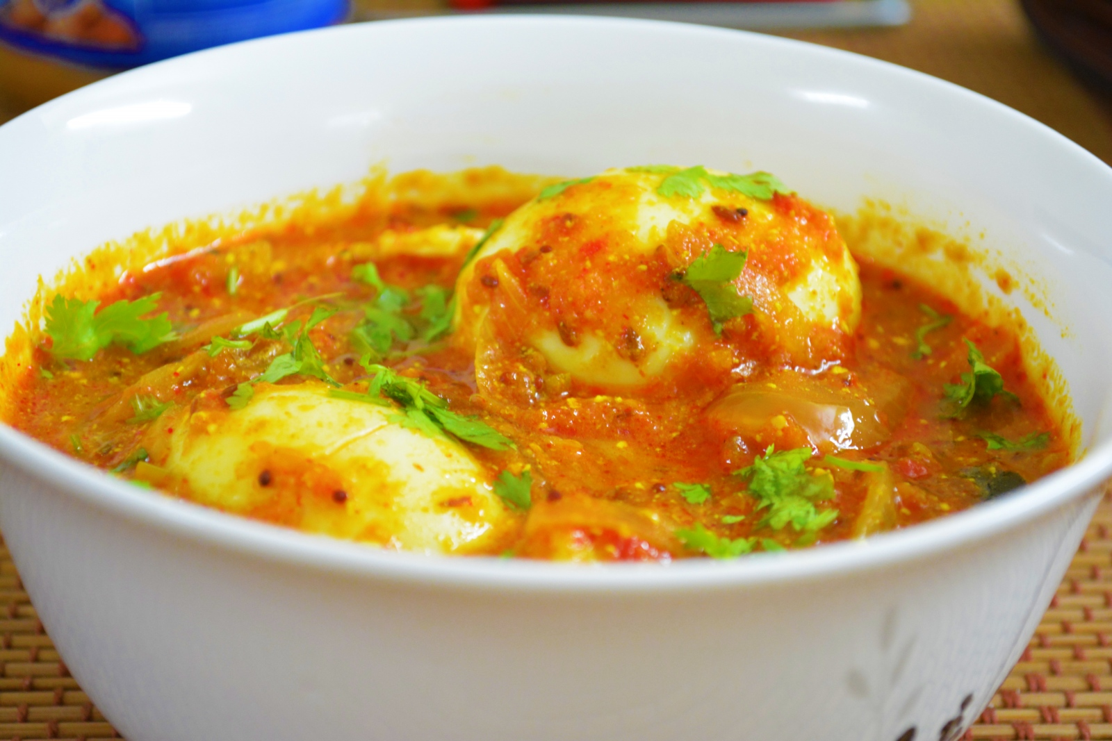 dhaba dhaba style egg curry by archanas kitchen forumfinder Images
