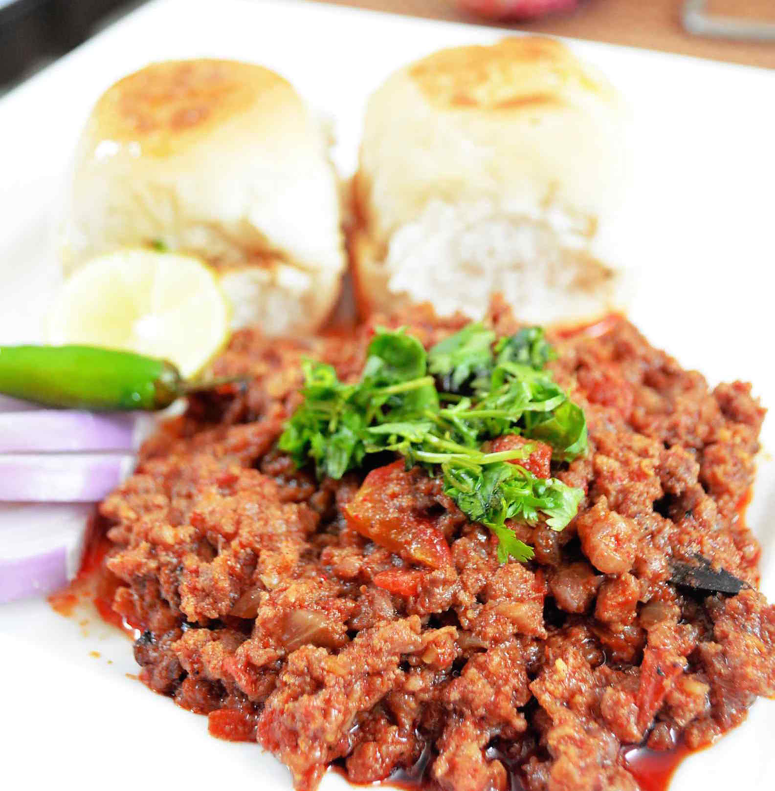 Mutton keema recipe by archanas kitchen mutton keema recipe forumfinder Images