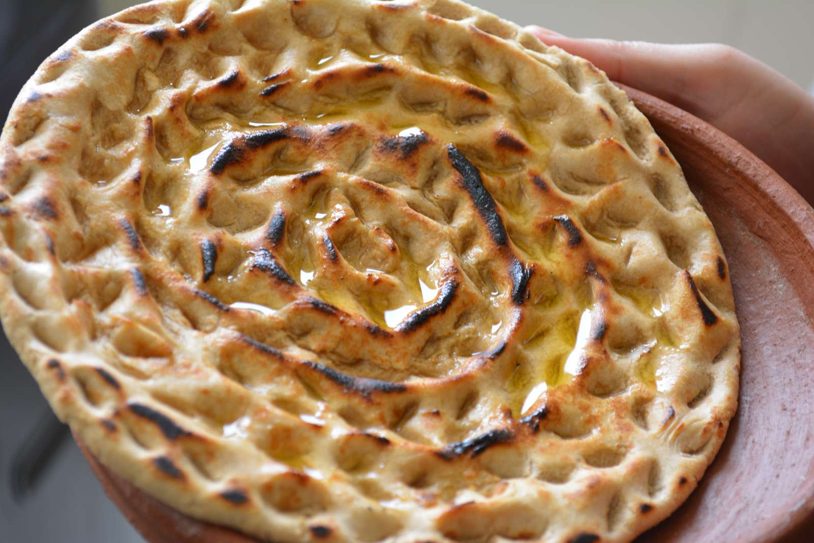 Rajasthani khooba roti recipe by archanas kitchen rajasthani khooba roti recipe forumfinder Choice Image