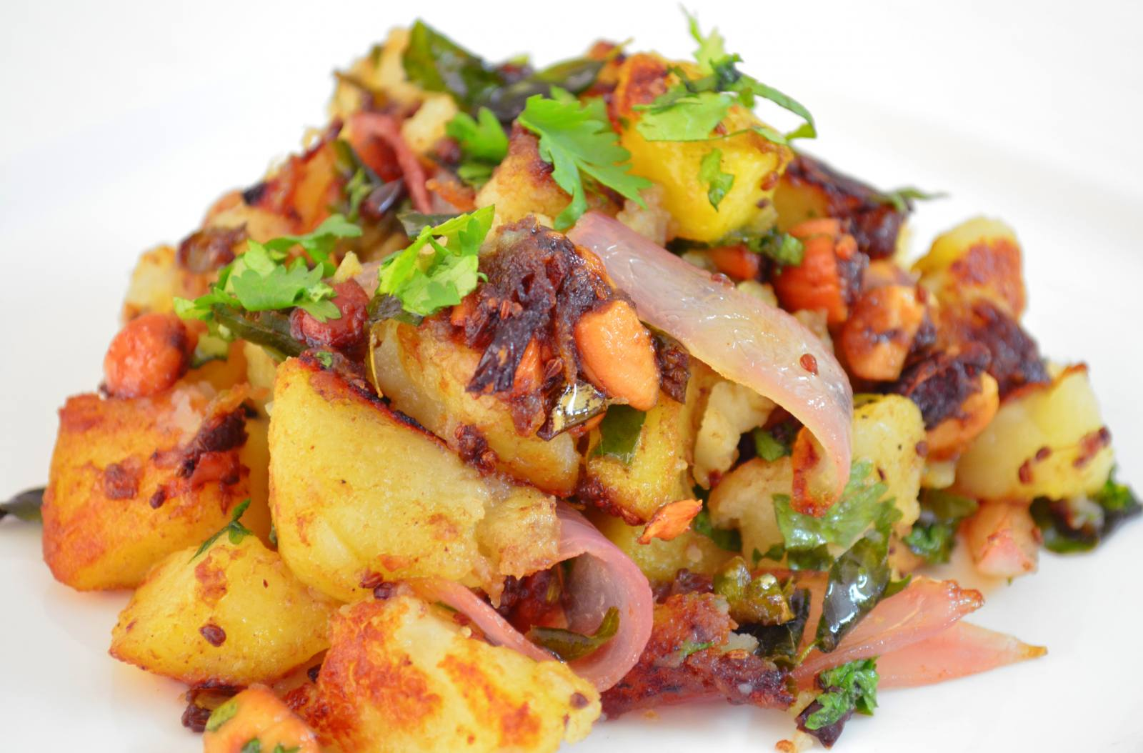 Tamarind Chilli Potato Recipe
