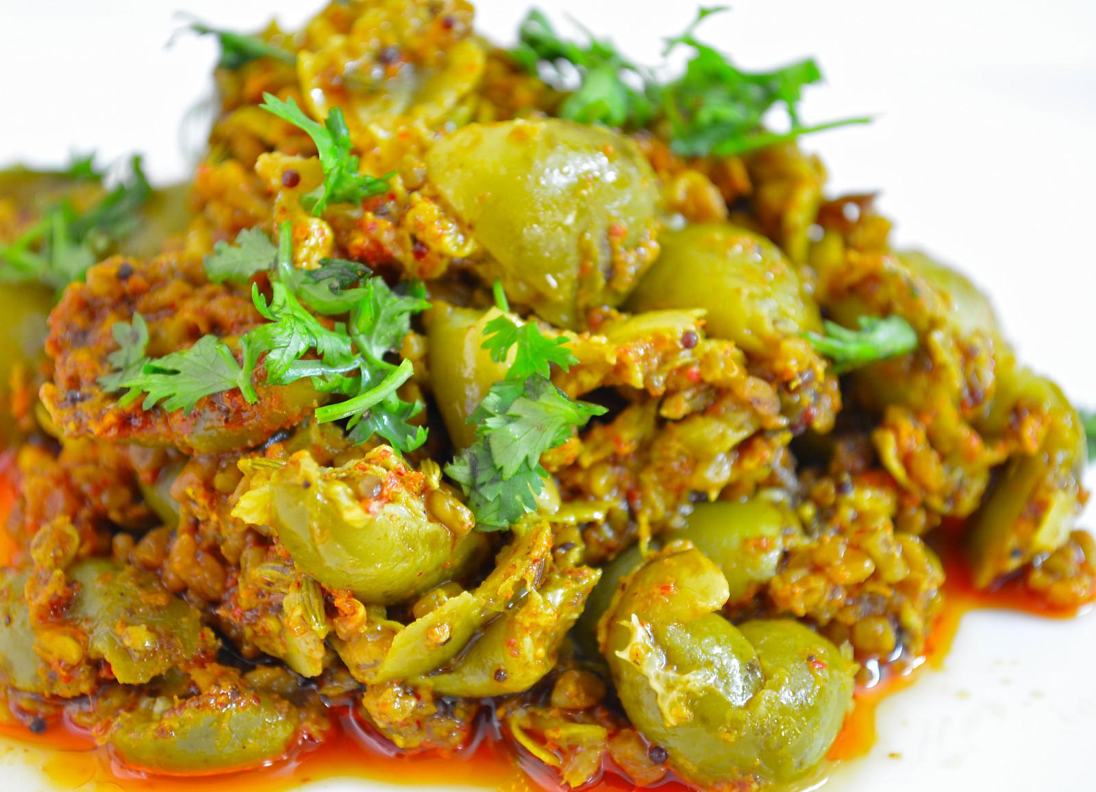 Rajasthani gunde ki sabzi recipe bird lime stir fry by archanas rajasthani gunde ki sabzi recipe bird lime stir fry forumfinder Choice Image