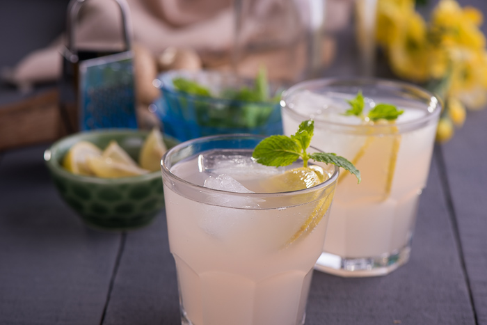Fresh Ginger Lemonade Recipe By Archana S Kitchen