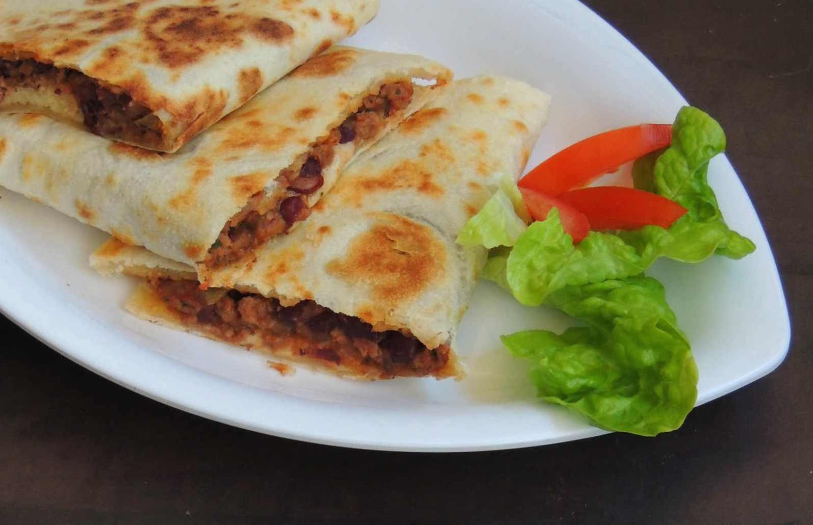 Cheese And Black Beans Quesadillas Recipe