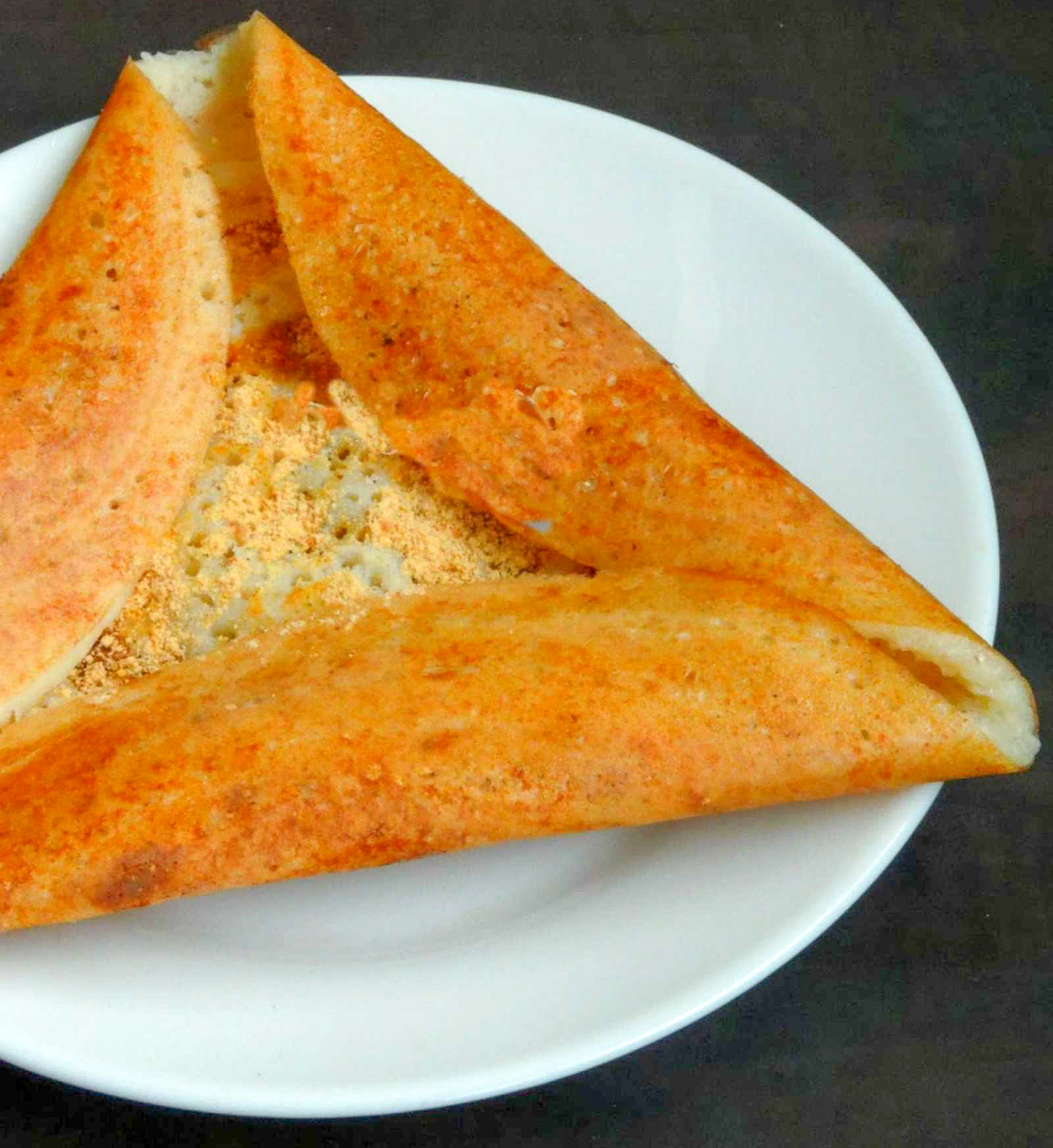 Foxtail millet podi dosa recipe by archanas kitchen foxtail millet podi dosa recipe forumfinder Image collections