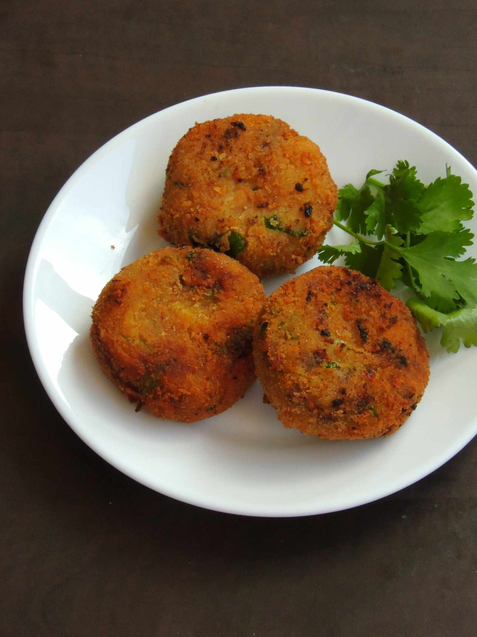 Rajma Cutlet (Kidney Beans Patties) Recipe