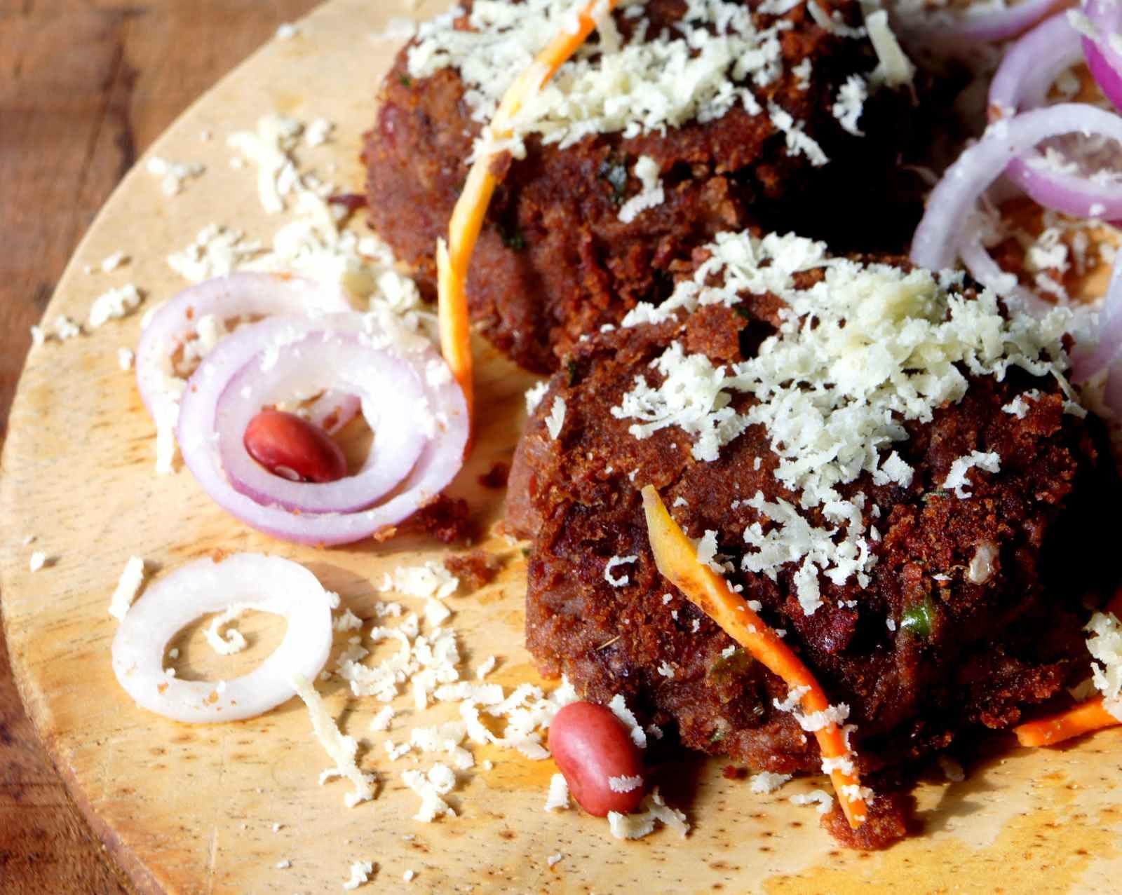 Makhmali Rajma Kebab Recipe