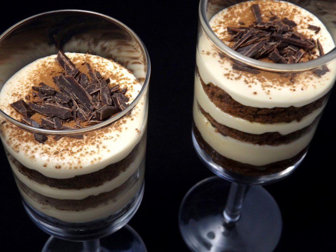 Vanilla Choco Mousse Recipe With Chocolate Chips
