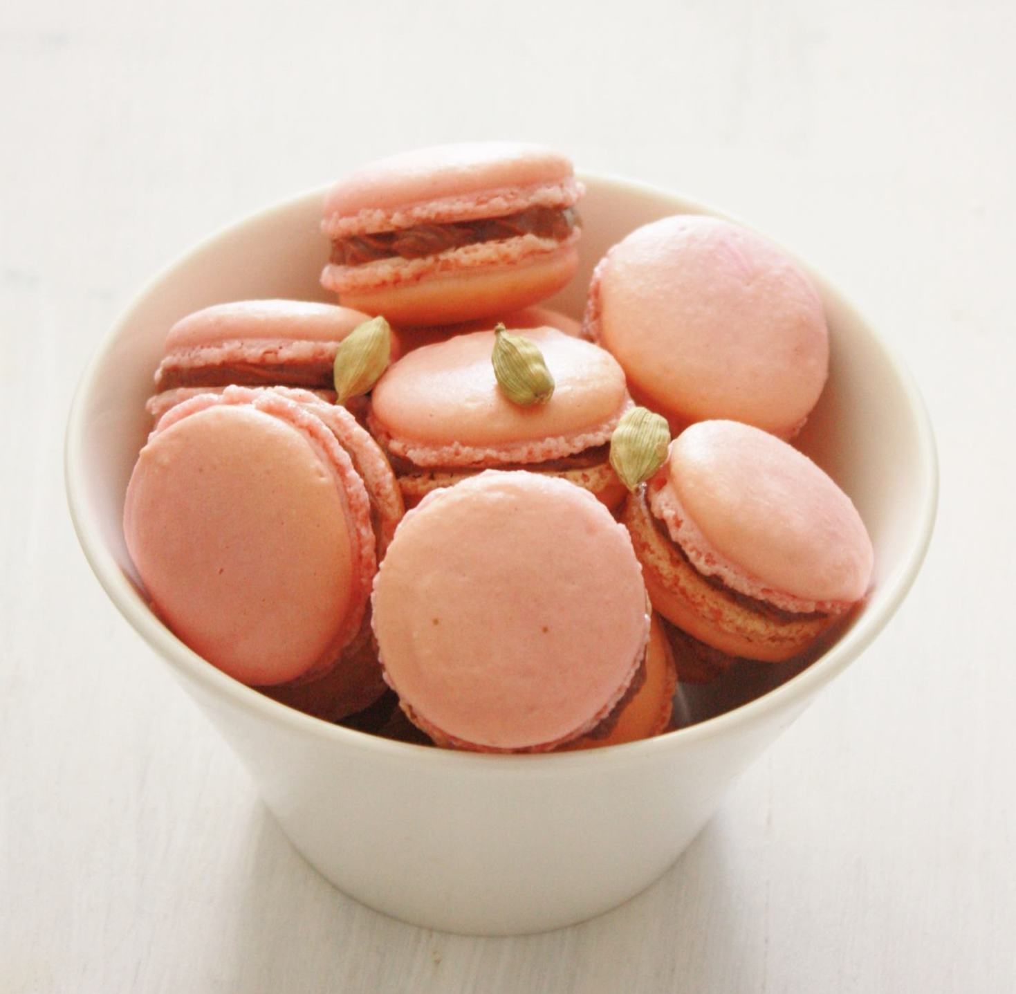 Cardamom Macaroons Recipe By Archana S Kitchen