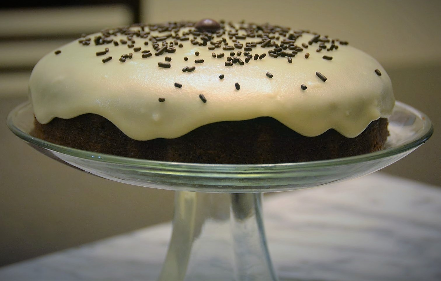 Quinoa Chocolate Carrot Cake Recipe
