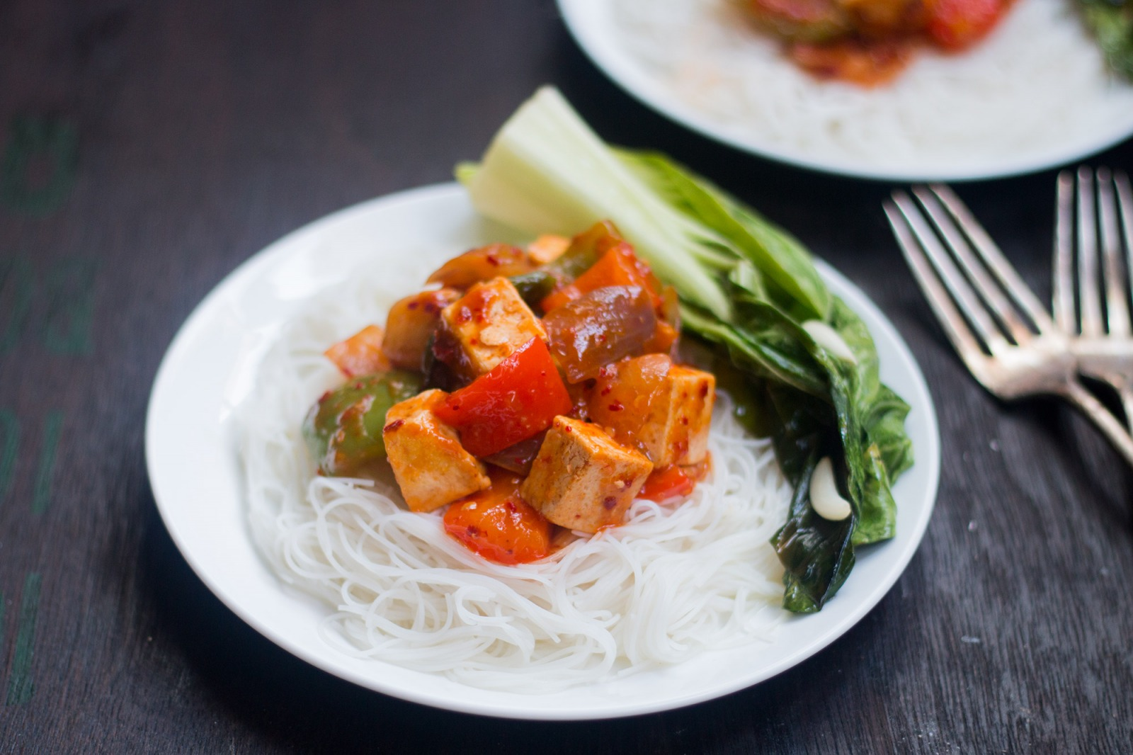 Tofu Stir Fry Curry Recipe