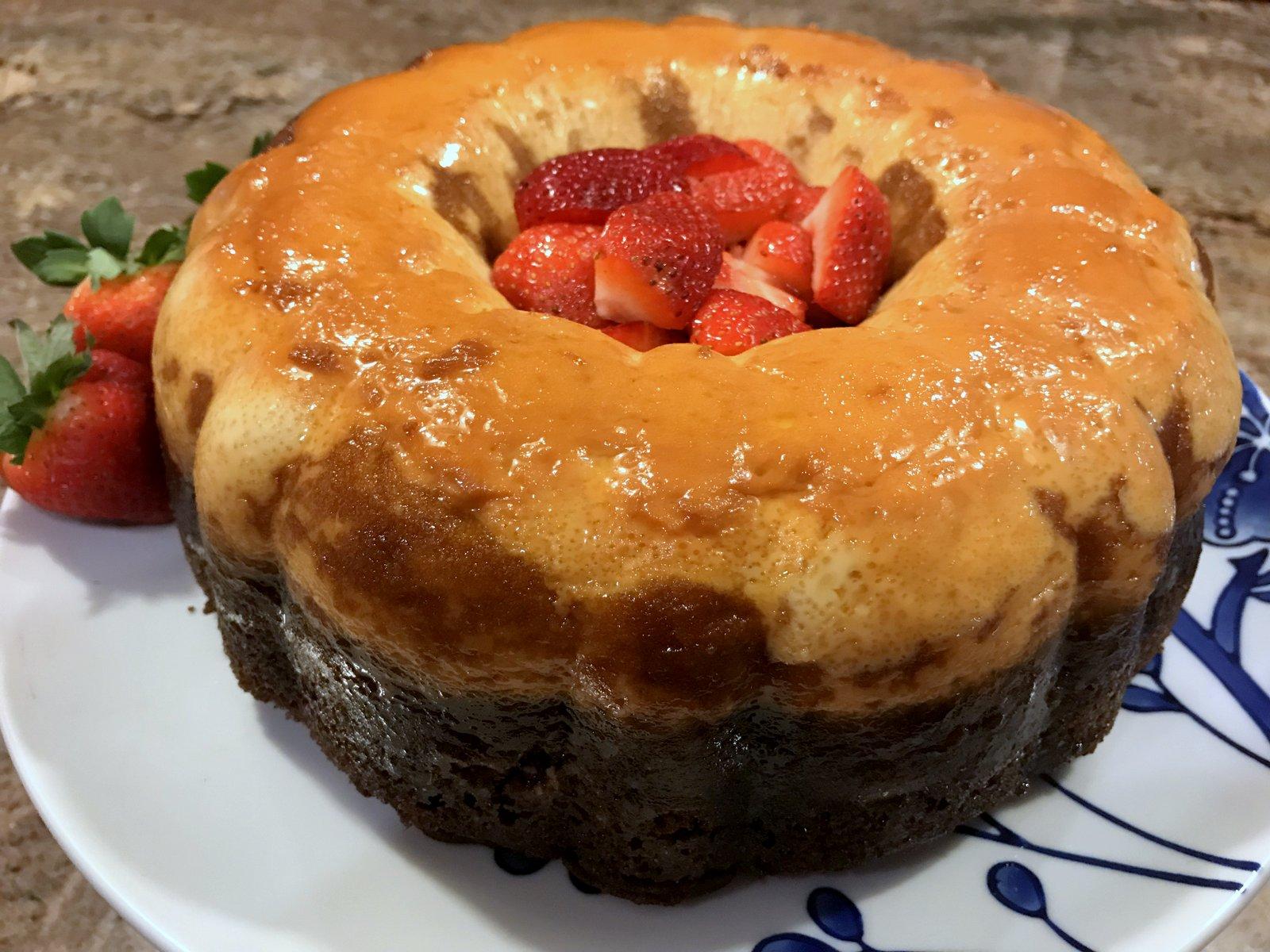 Simple Flan Cake Recipe