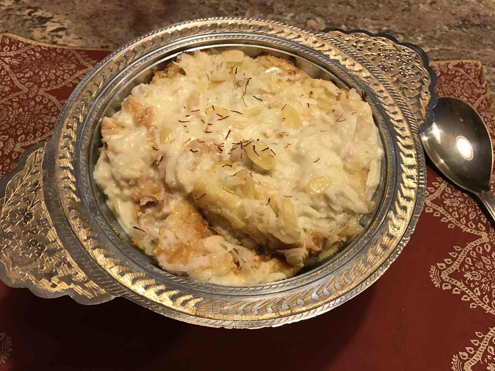 Umm ali recipe egyptian dessert recipe with puff pastry by umm ali recipe egyptian dessert recipe with puff pastry forumfinder Choice Image