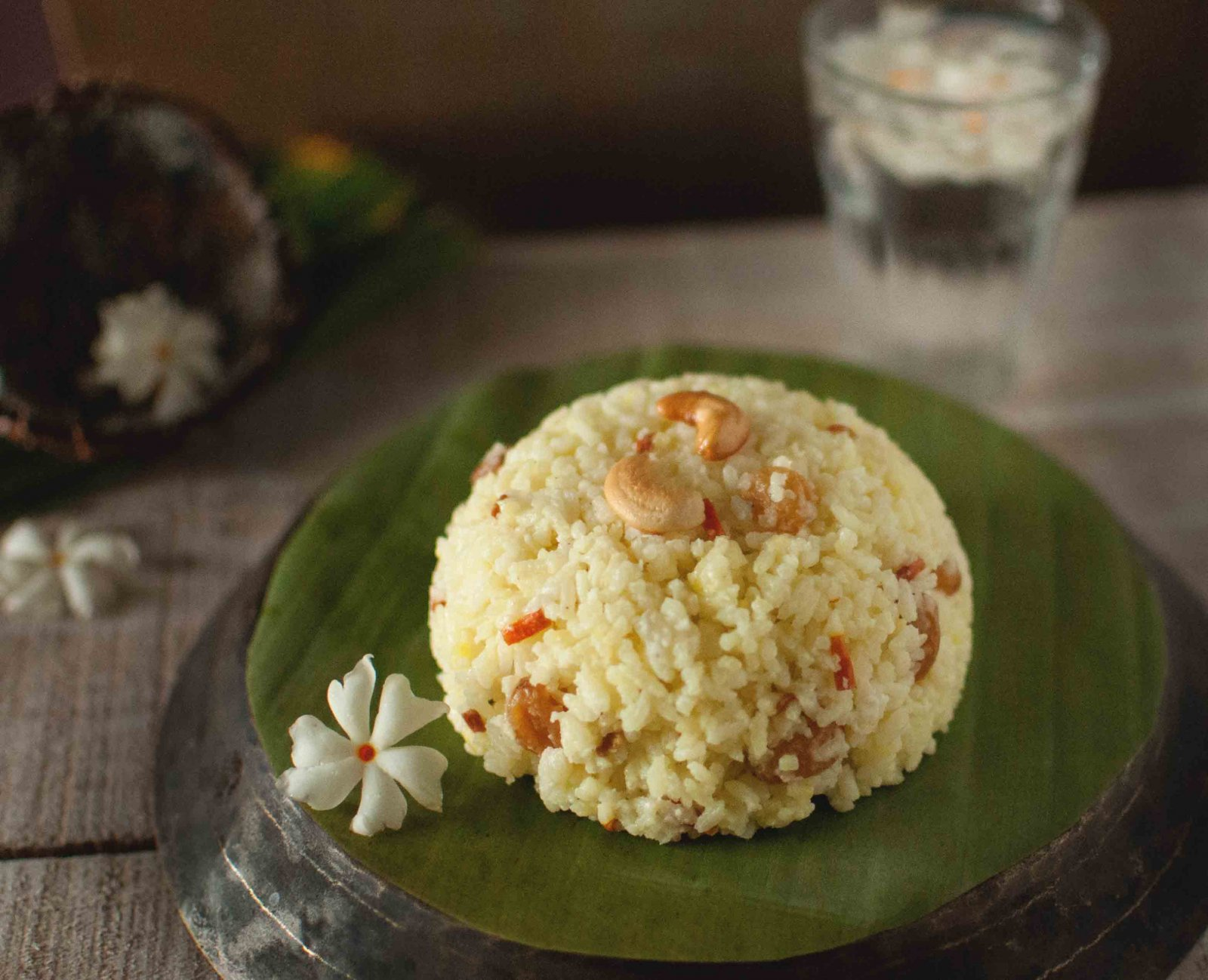 Night Jasmine & Creamy Coconut Rice Recipe