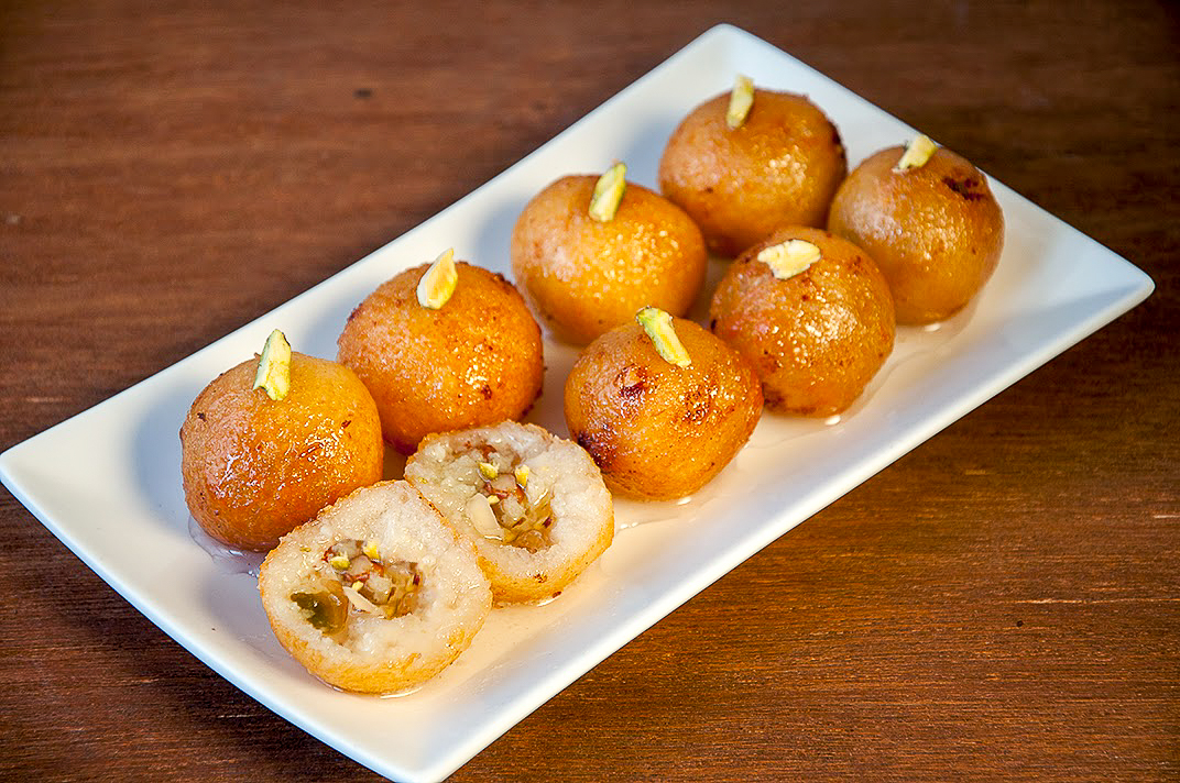 Royal Bread Gulab Jamun Recipe