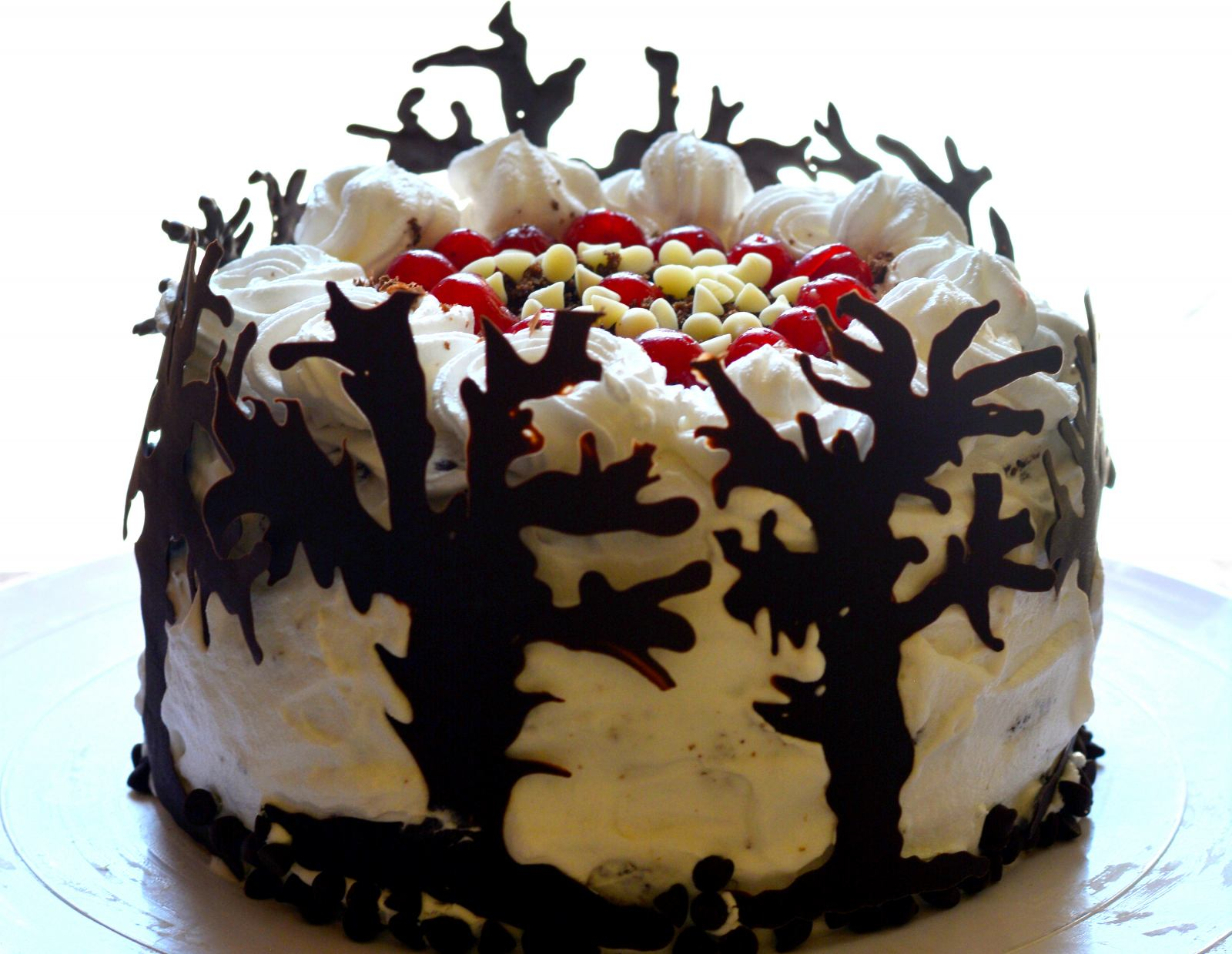 Black Forest Cake Recipe Joy Of Baking: Black Forest Cake Recipe By Archana's Kitchen