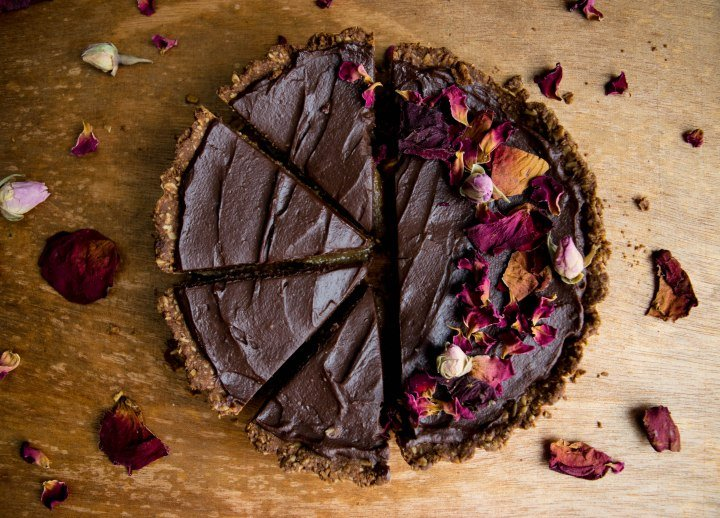 Chocolate And Salted Caramel Tart Recipe