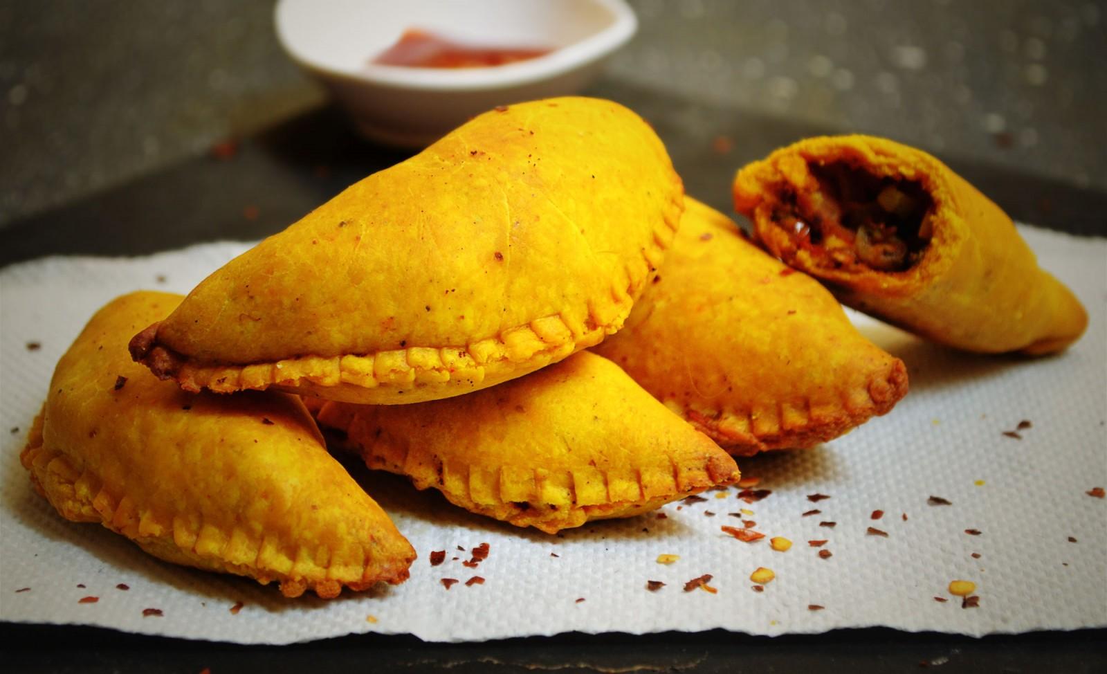 jamaican vegetable patty recipe