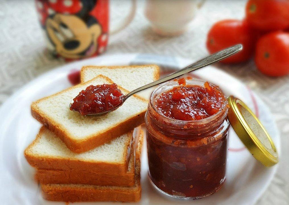 टमाटर जैम रेसिपी – Tomato Jam Recipe