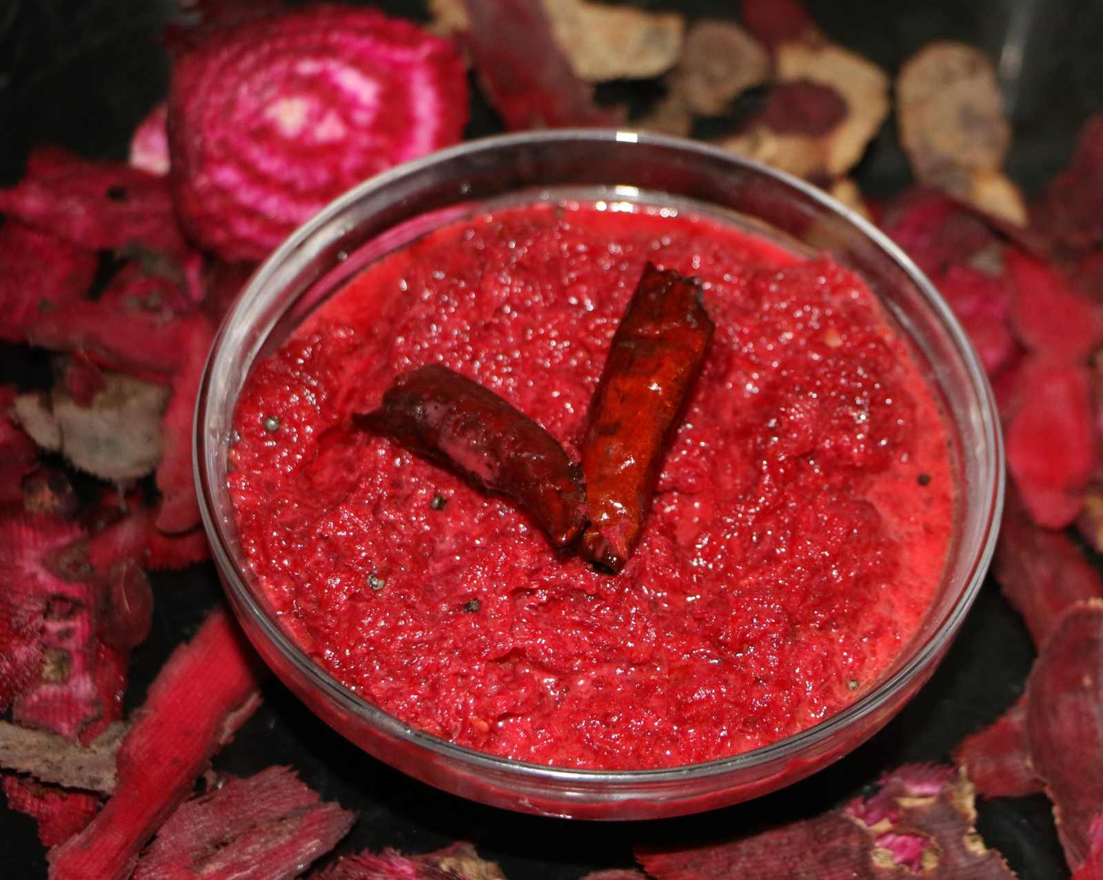 Kerala Style Beetroot Pachadi Recipe