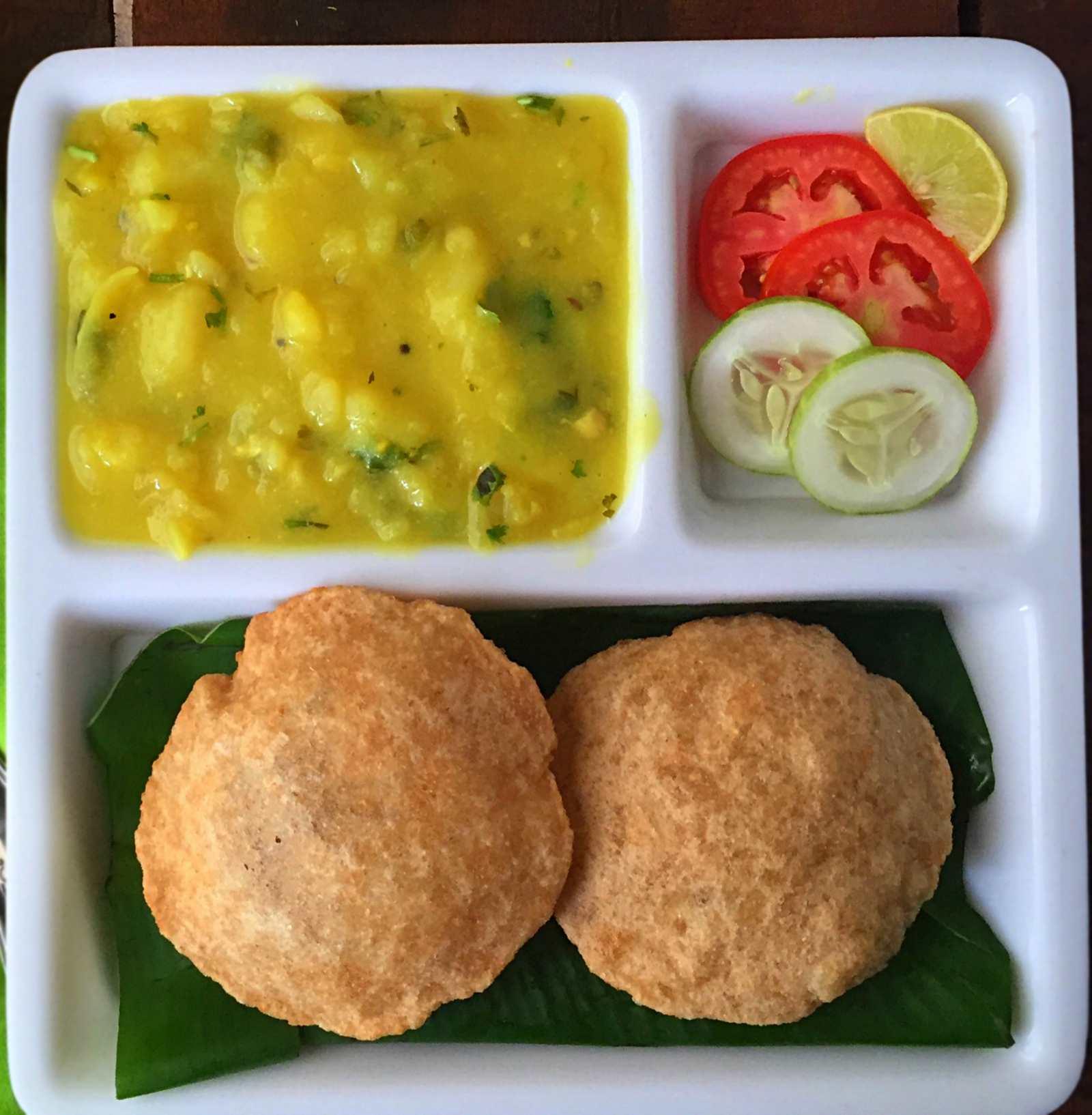 Tamil Nadu Style Potato Masiyal Recipe (South Indian Style
