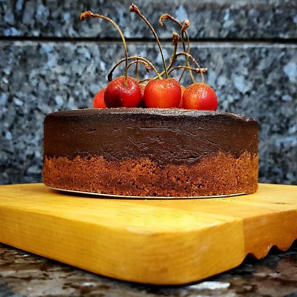 Archana S Kitchen Chocolate Cake