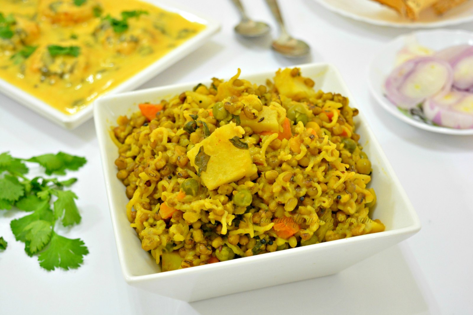 Moong Ki Khichdi Recipe