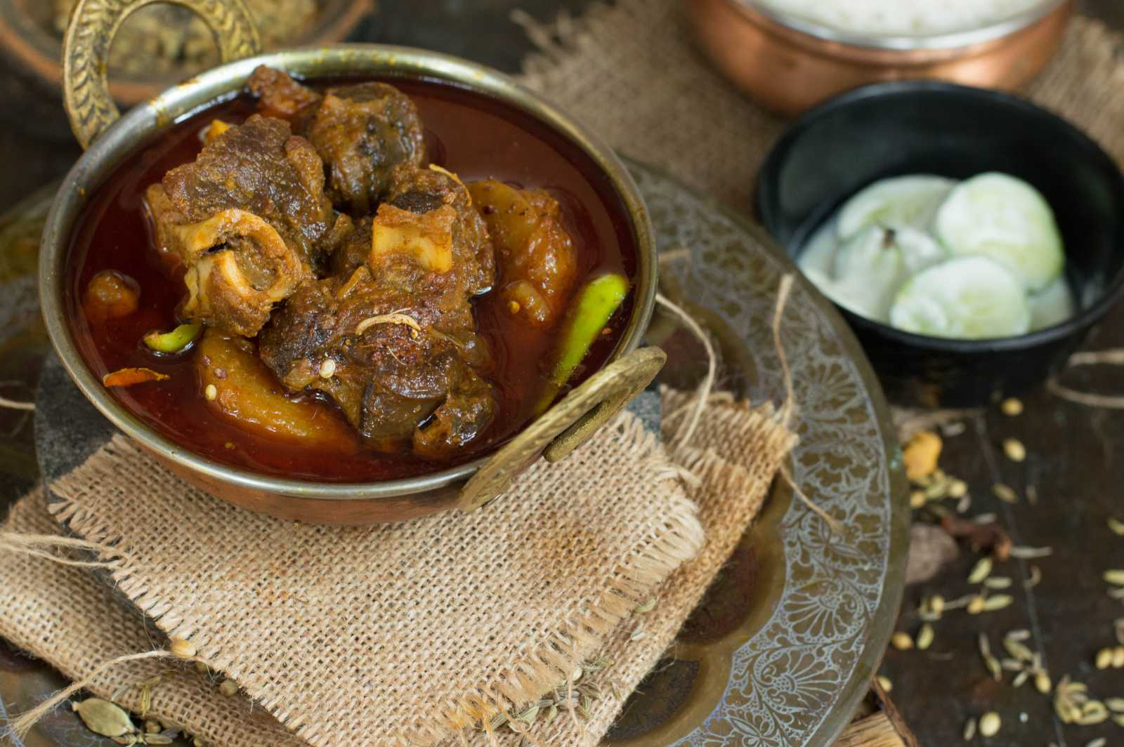Railway mutton curry recipe by archanas kitchen railway mutton curry recipe forumfinder Images