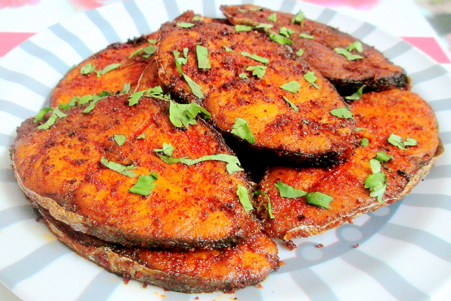 Seer Fish Fry Recipe