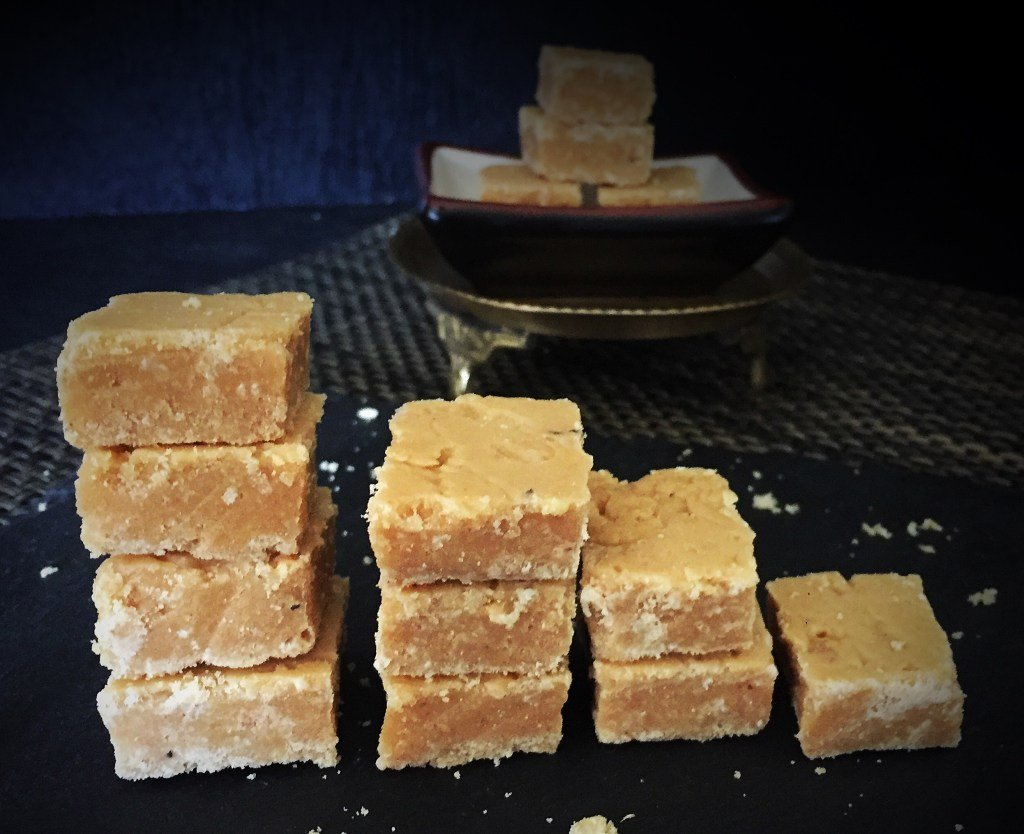 7 Cups Burfi Recipe