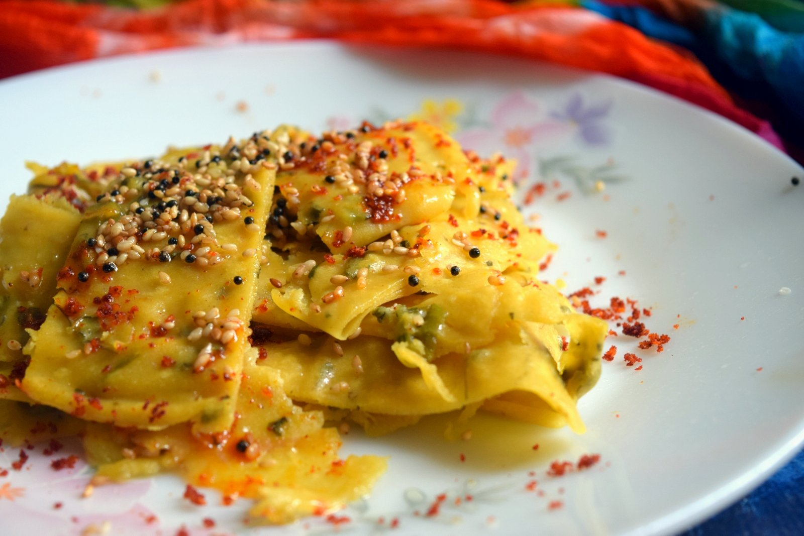 Chiba dhokli recipe gujarati snack with besan by archanas kitchen chiba dhokli recipe gujarati snack with besan forumfinder Choice Image