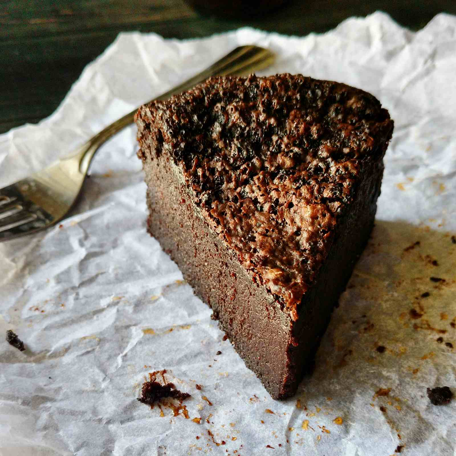 flourless chocolate rum cake recipe