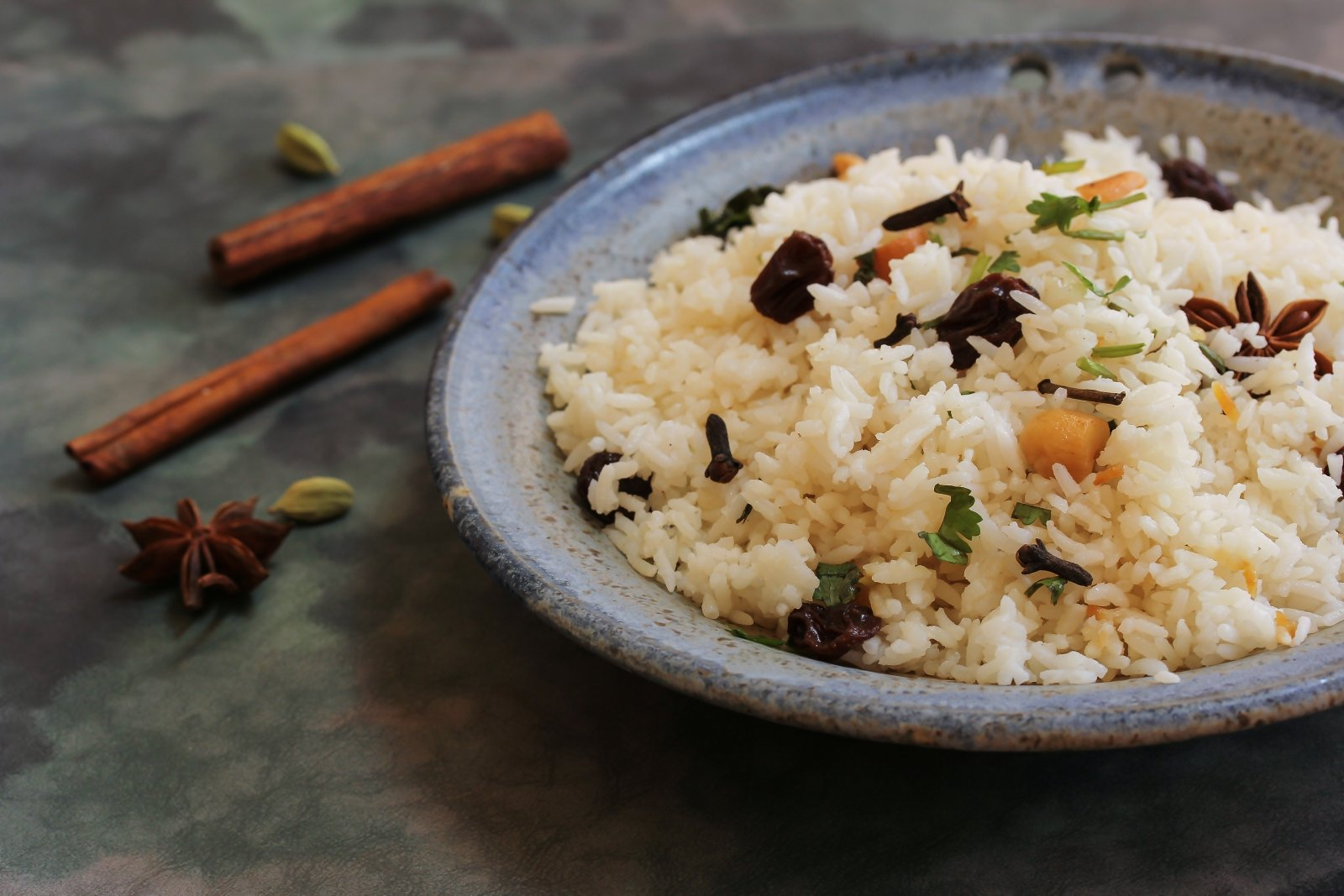Spiced Ghee Rice Recipe | Neychoru
