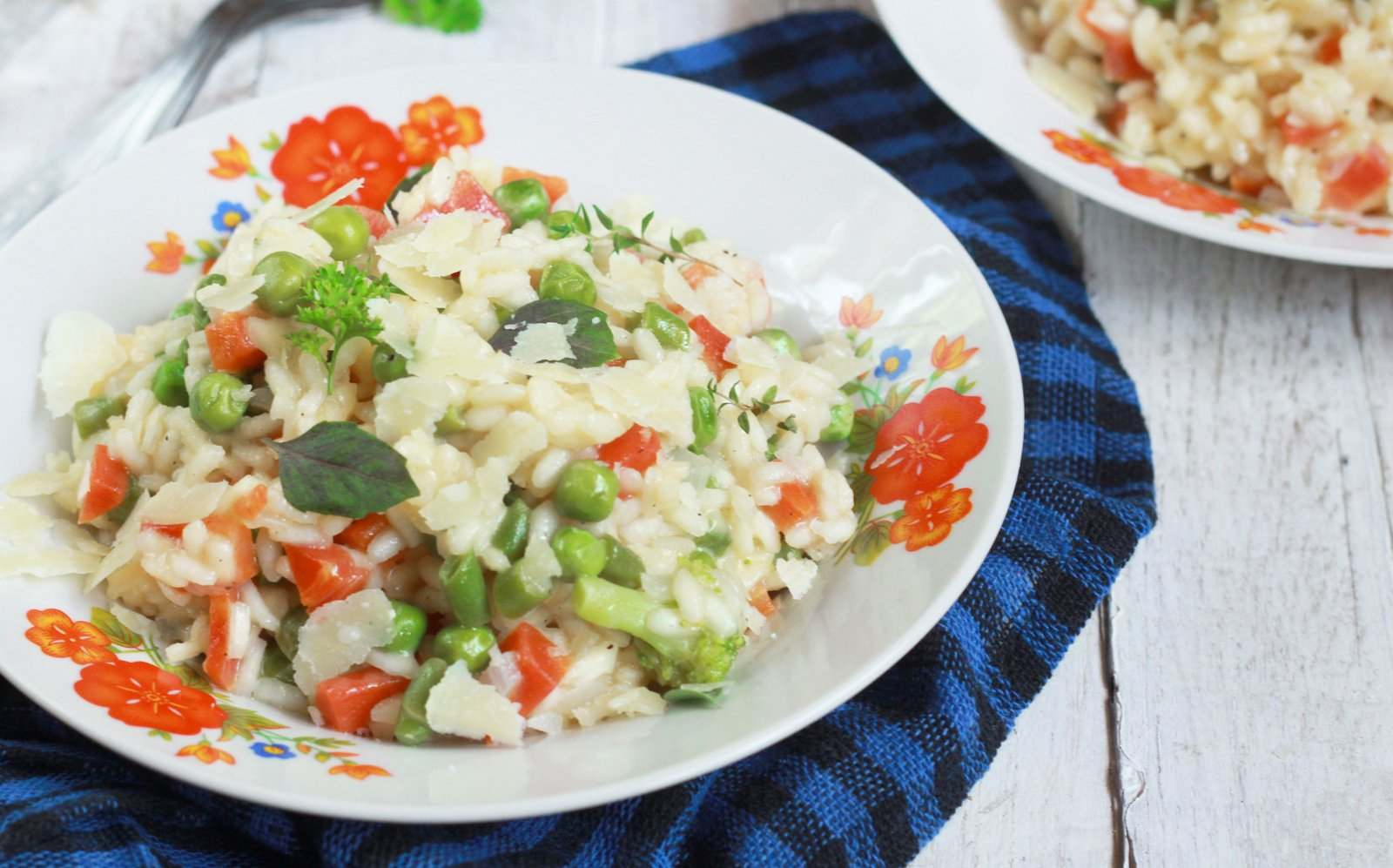 Mix Vegetable Risotto Recipe