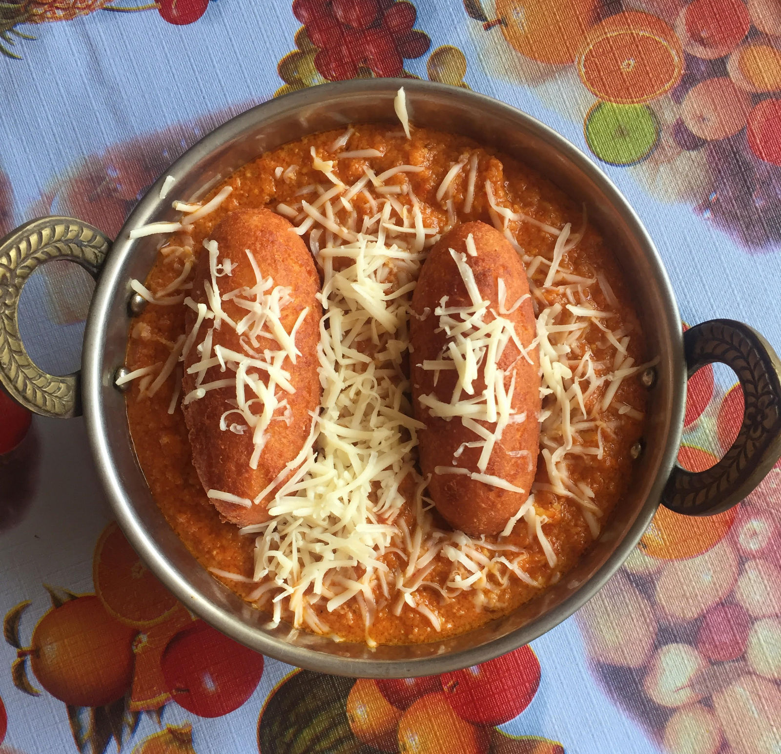 Reshmi Kofta Recipe in Rich Cashew Gravy