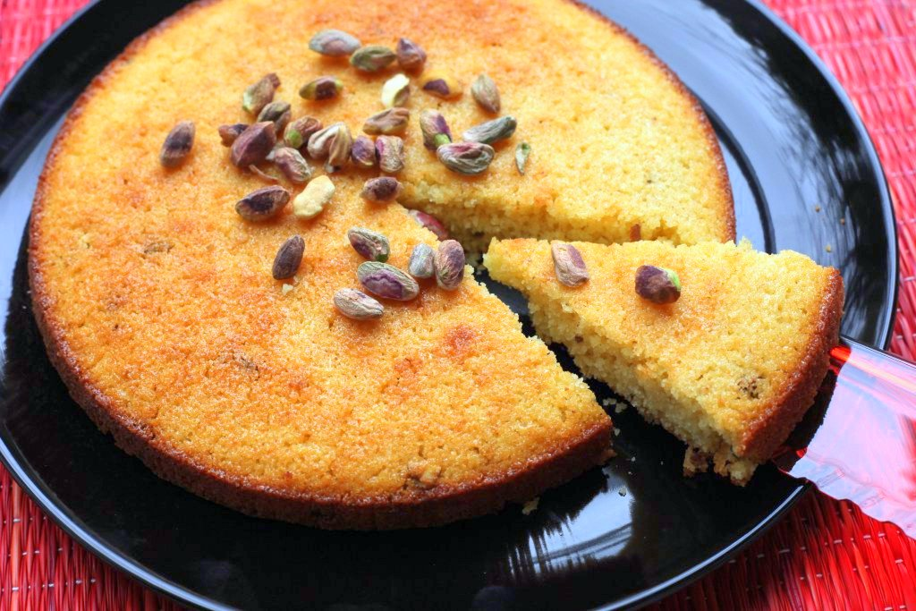 Rava Cake Recipe In Marathi Oven: Pathare Prabhu Roath Recipe (Semolina Cake) By Archana's