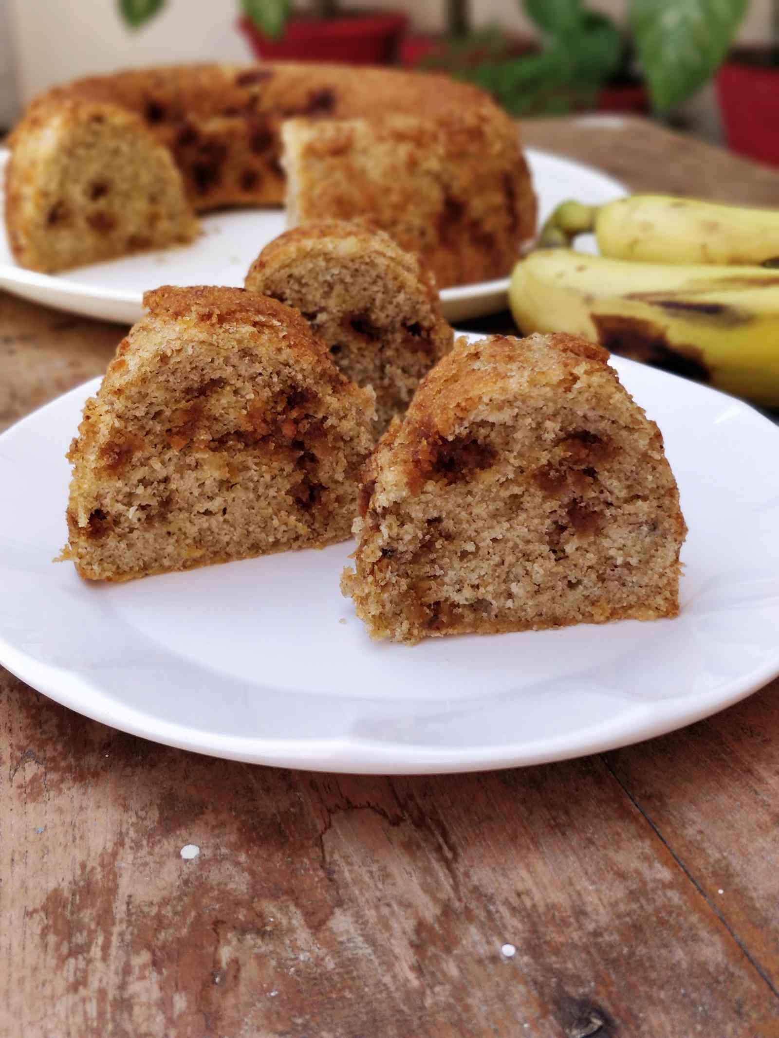 Butterscotch Lunch Box Cake
