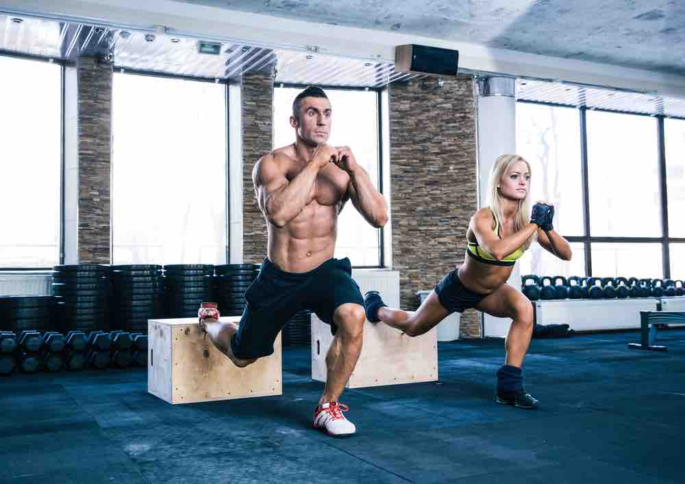 High Intensity Interval Training1