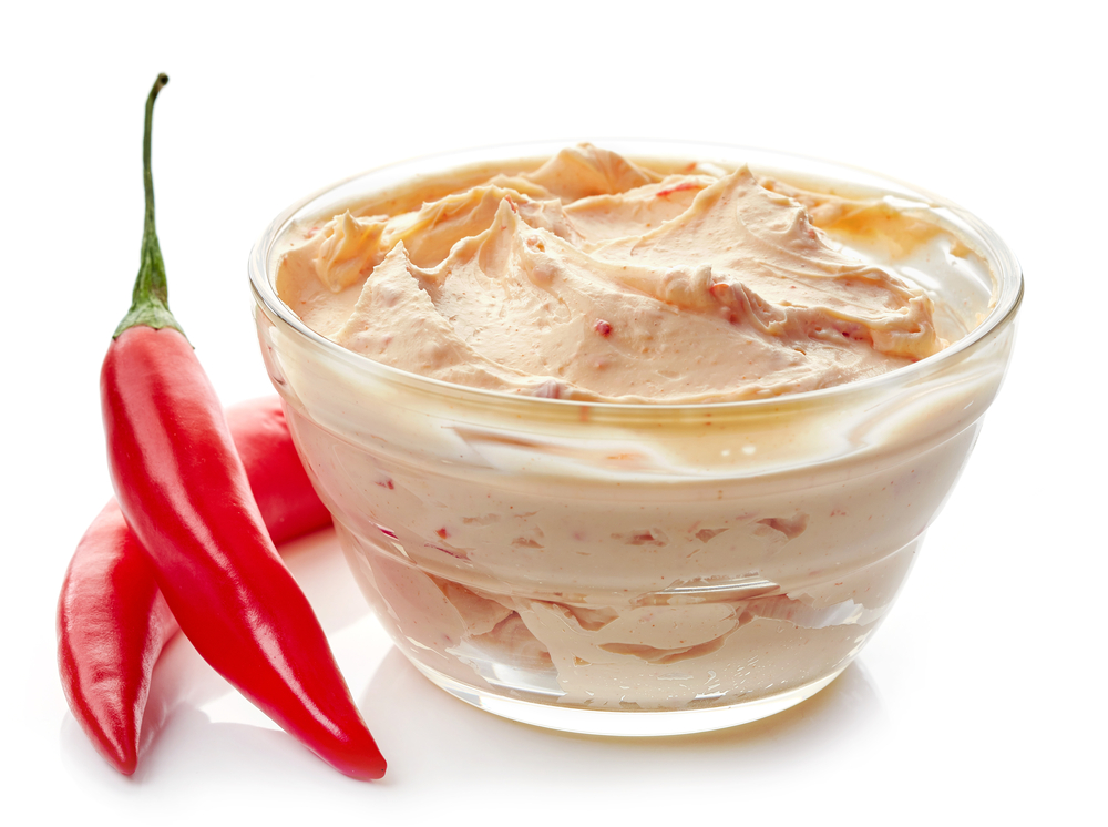 how to make curd dip for chips