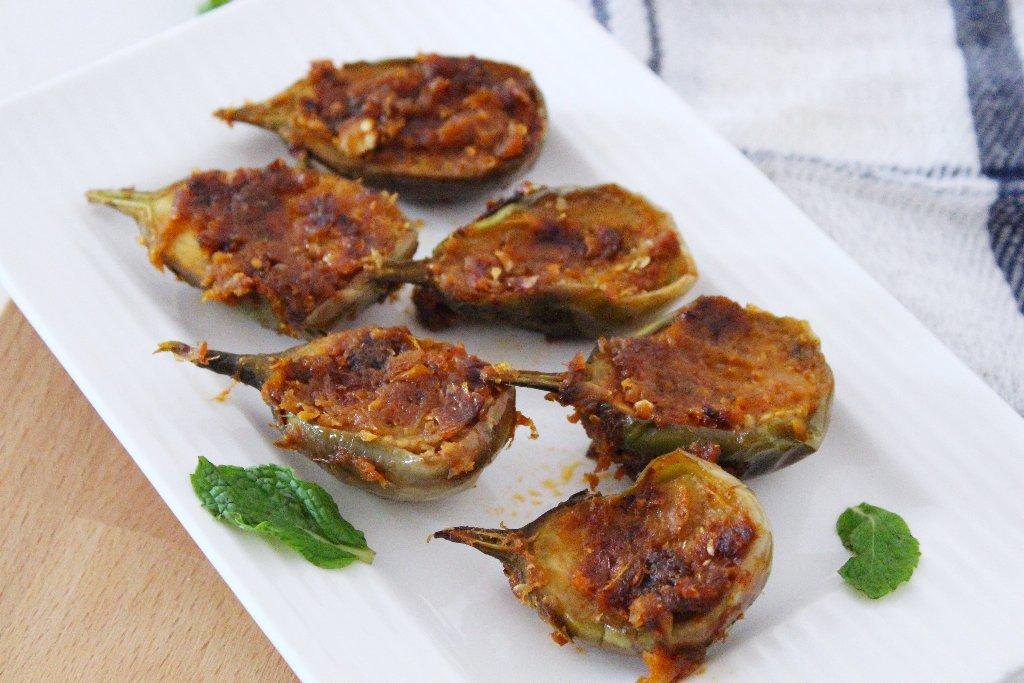 Baingan ki lonje recipe uttar pradesh style brinjal sabzi by baingan ki lonje recipe uttar pradesh style brinjal sabzi forumfinder Images