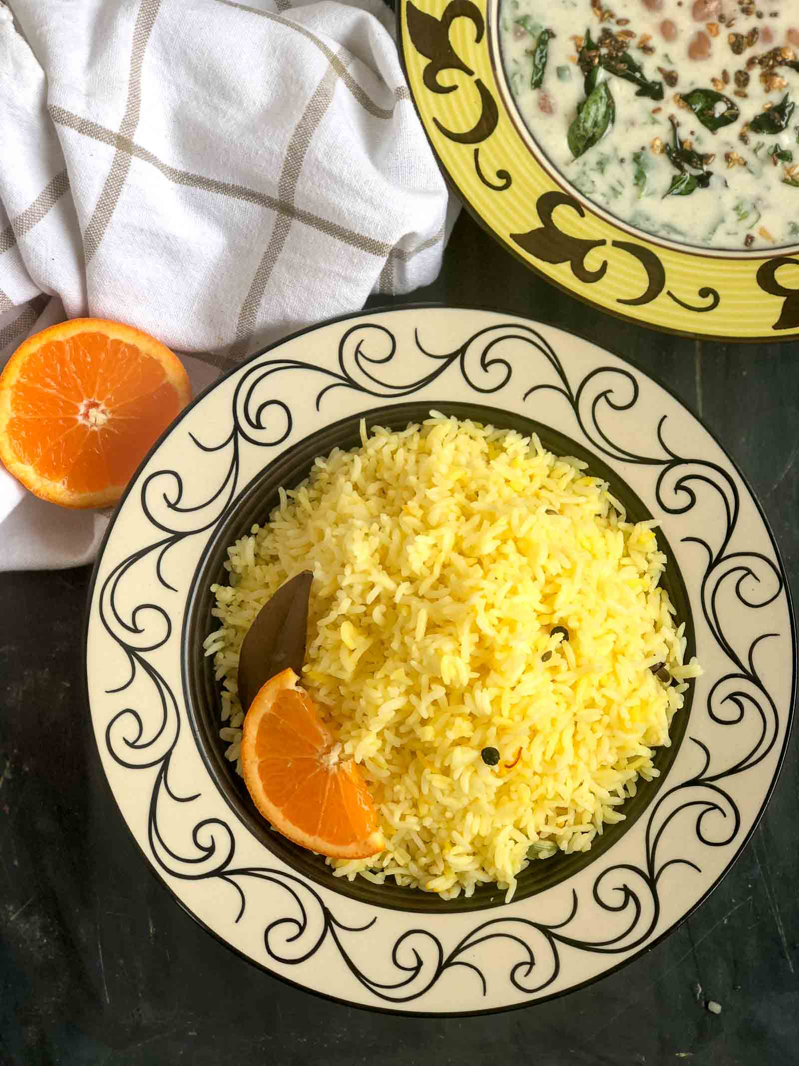 Narangi Pulao Recipe  - Orange Flavoured Rice
