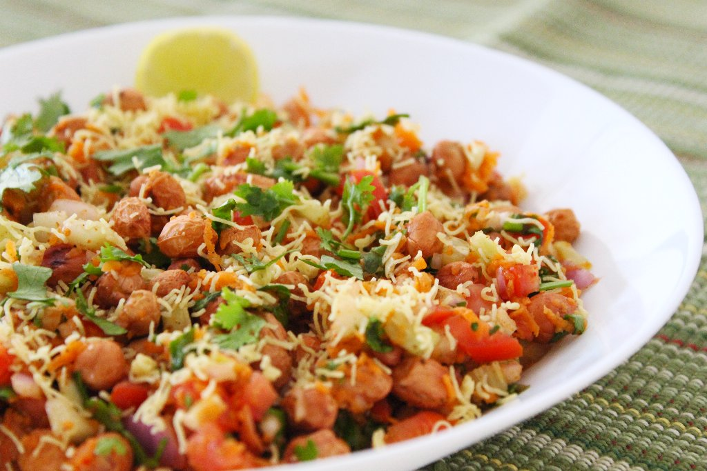 Peanut Bhel Recipe