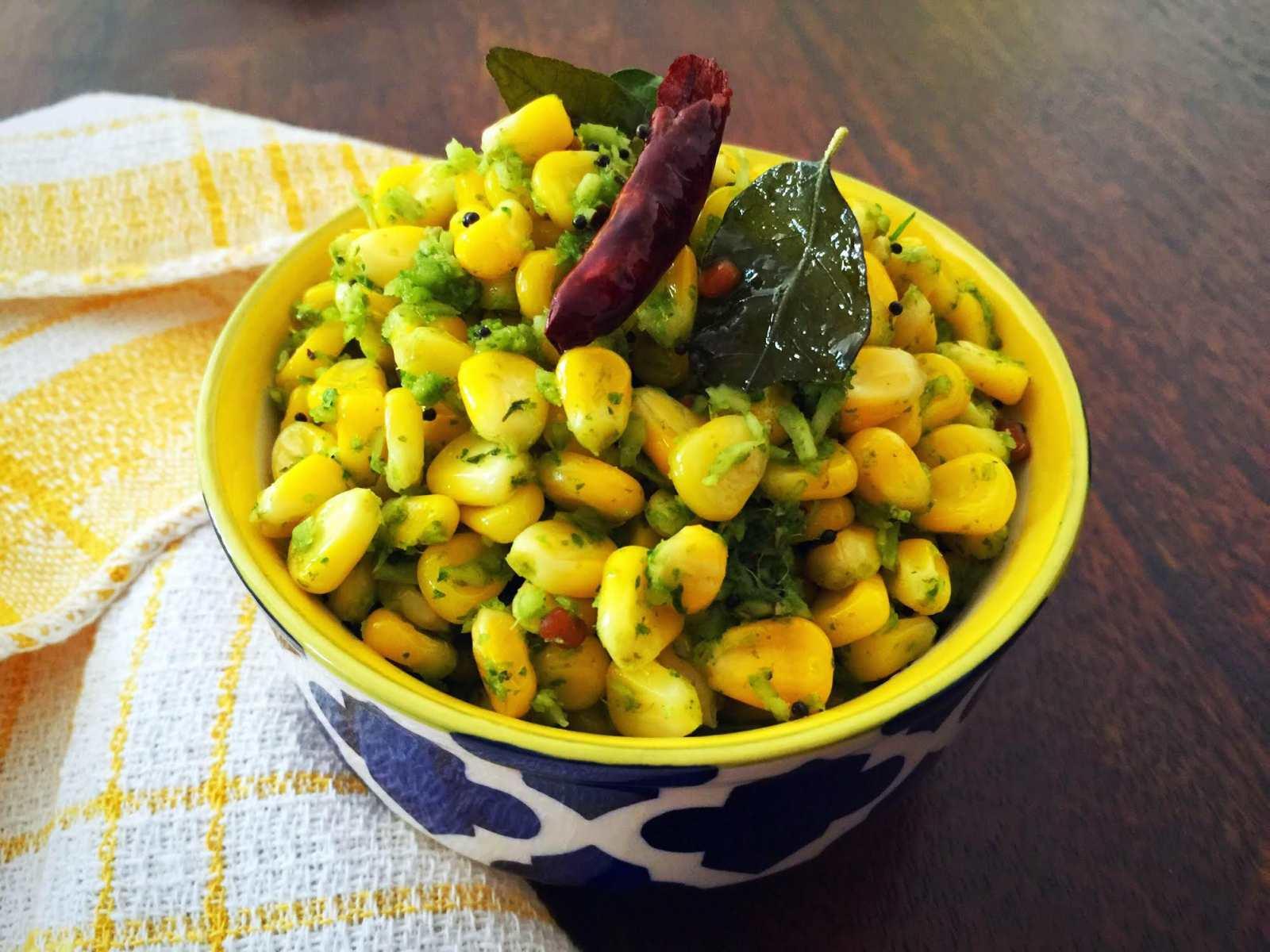 sweet corn poriyal recipe in sweet corn poriyal recipe in hindi forumfinder Choice Image