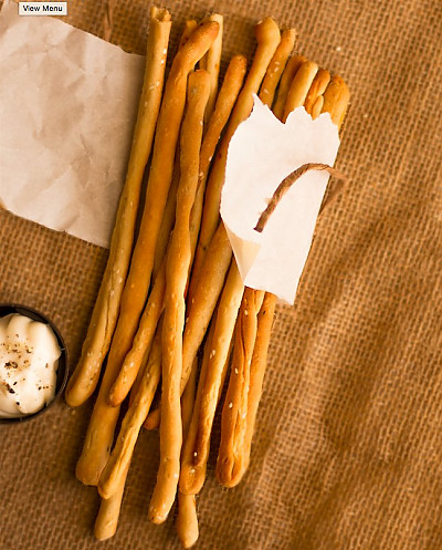 Italian Grissini Recipe Homemade Breadsticks By Archana S Kitchen