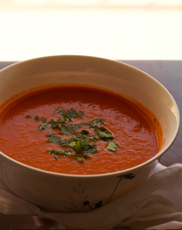Healthy Tomato Carrot Onion Soup Recipe By Archana S Kitchen