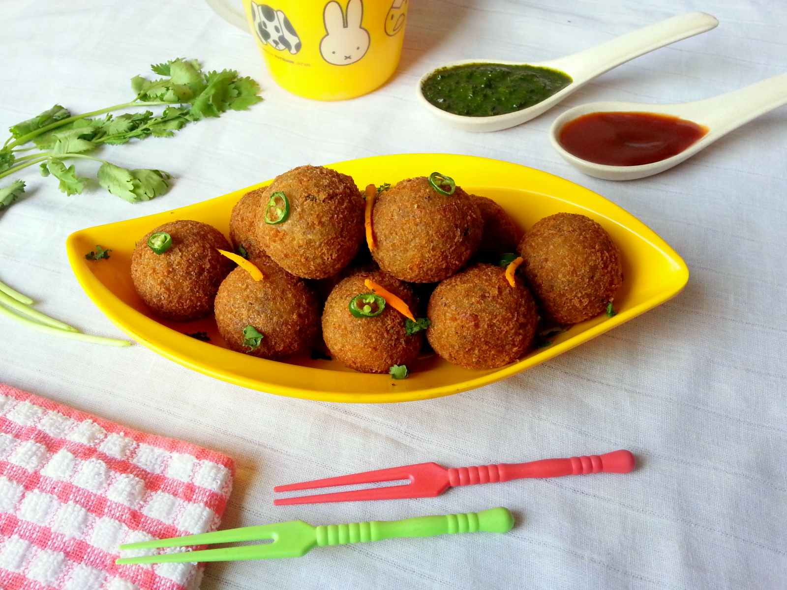 Cashewnut Stuffed Paneer Balls Recipe